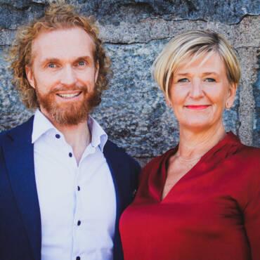 Ulrika Sedell och Jonas Nyman