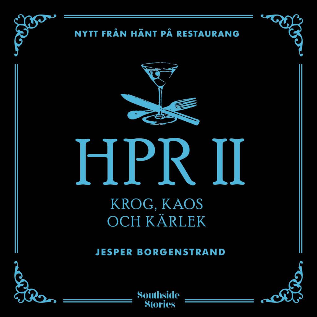 HPR II omslag plano