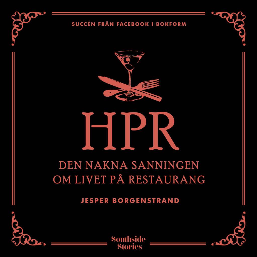 HPR omslag