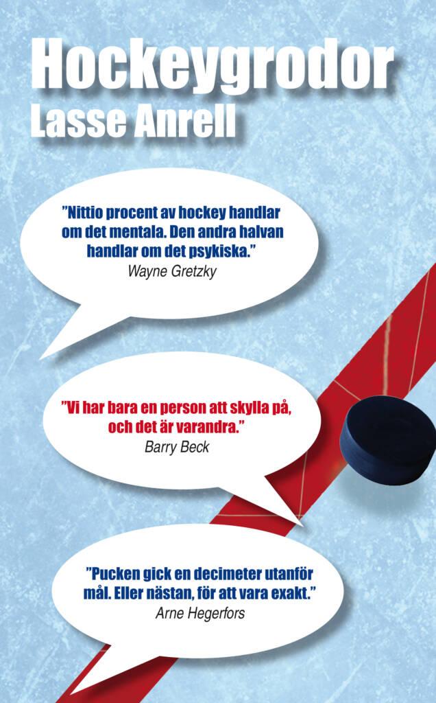 Hockeygrodor framsida omslag