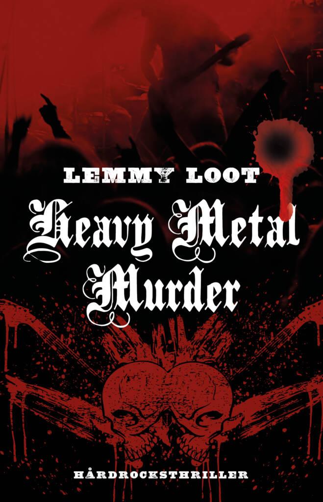 KK LOOT HEAVY METAL MURDER front