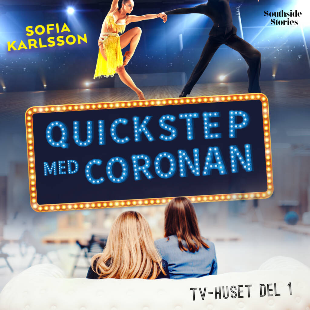 Quickstep med coronan omslag 1